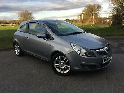 2008 Vauxhall Corsa 1.2 SXi 3 Door - ONLY 55k - Full Service History - HPI Clear