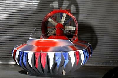 Whippersnapper single seat Hovercraft - Awesome fun for Adults and Kids!