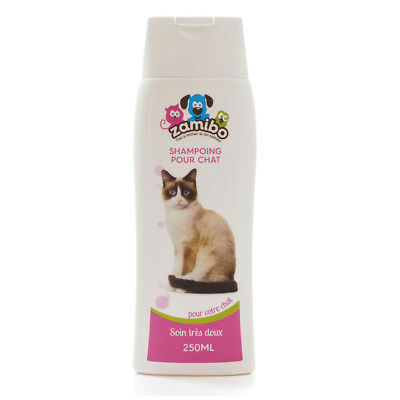 Shampoing spécial pour Chat - 250ml