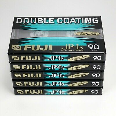 5 x Fuji JP-I 90 (1992-1995) - Type I / Normal - Factory Sealed - Made in Japan