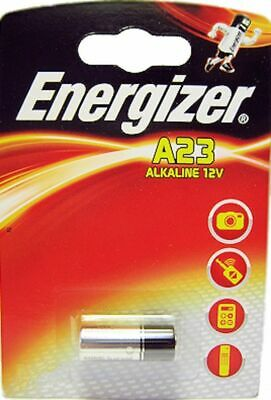 1 x Energizer A23 12V Battery SINGLE LRV08 MN21 E23A K23A