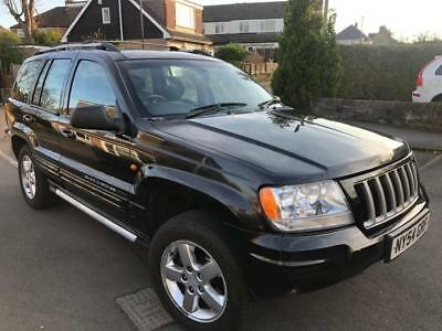 2005 Jeep Grand Cherokee 2.7 CRD XS 4x4 5dr