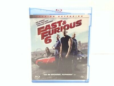 Pelicula Bluray Fast And Furious 6 4428978