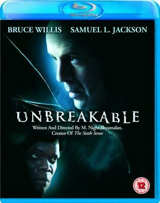 Unbreakable - Blu-Ray DVD Set NEW/SEALED Bruce Willis