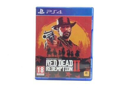 Juego Ps4 Red Dead Redemption 2 Ps4 4429356