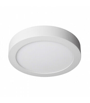 Plafon De Superficie Techo Led Circular 220Mm 18W 4000K Luz Neutra