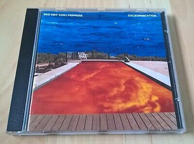 RED HOT CHILI PEPPERS - CALIFORNICATION - CD (EX. cond.)