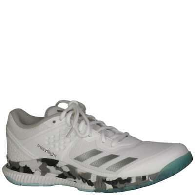 cheap for discount 65558 df982 Womens Adidas CrazyFlight Bounce - White - Width med - Indoor Court