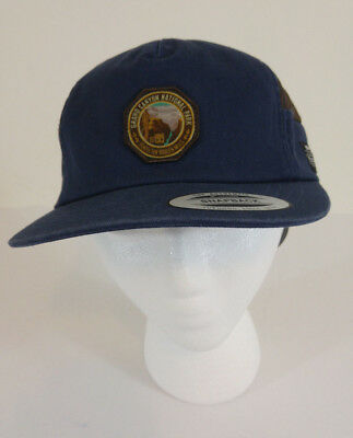 Hurley Pendleton National Parks Collection Grand Canyon Snapback Hat Cap