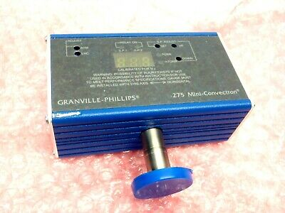 Mks Granville Phillips Mini Convection Digital Pressure Gauge 275911-EU