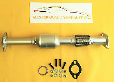 2006, 2007, 2008 Mazda 6 3.0L Rear Catalytic Converter With Flex + Free Gaskets