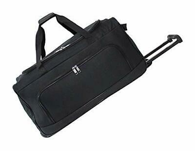 Valise Sac Voyage Taille Cabine Avec Roulettes Trolley Bagage A Main