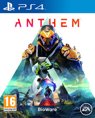 Ps4 Anthem Data Di Uscita: 22/02/2019