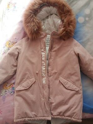 shopping aliexpress 100% top quality MANTEAU PARKA CIRÉ rouge Orchestra, fille 6 ans, Très bon ...