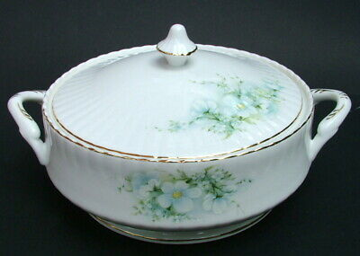 Royal Stafford Blossom Time Pattern Vegetable Tureen  & Lid 28cm - Looks in VGC