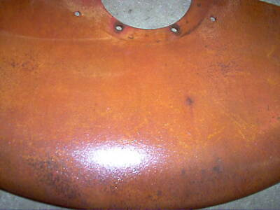 Farmall IH Cub Tractor pair set of rear fenders fender