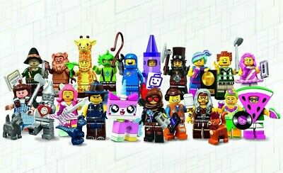 **Sealed Packs** 71023 The LEGO Movie 2 Minifigures Wizard of Oz New Series
