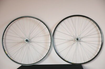 Mavic OPEN 4 CD, DT SWISS, Shimano DURA ACE,  wheelset 700C, wheels, VGC !!!