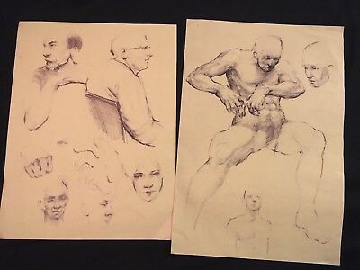 Shadowhunters Set Of Clary's Drawings (TV, Movie, Screen Used Prop, Original)