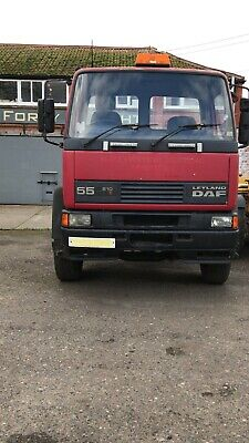 daf 55 chassis cab