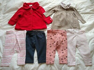 Provided Baby Girls Clothes Bundle 3-6 Months Matalan Tu Verbaudet For Sale Mixed Items & Lots