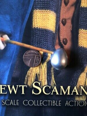 Star Ace Fantastic Beasts Newt Scamander Silver Occamy Egg loose 1/6th scale
