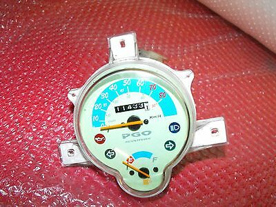 PGO Rodoshow 50cc Speedometer, Speedo, Came From a 2006 Model.