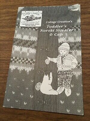 Iowa Crew knitting pattern book Cruise SOCKS--Cottage Creations...