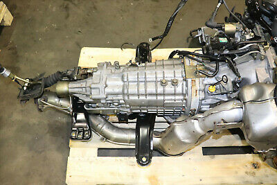 JDM 03-08 Subaru Forester STi 6 Speed AWD Manual Transmission Gearbox 3.90 FD