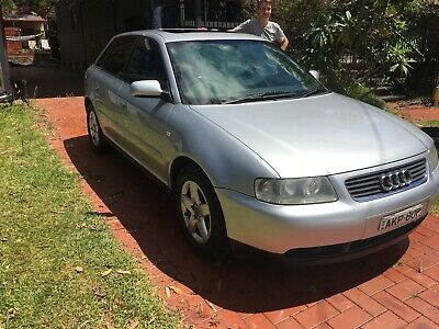 Audi A3 - 2001 - 1.8 Manual - Needs attention
