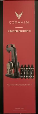 Coravin 112163 Limited Edition II Wine Preservation System One Size Starry Night