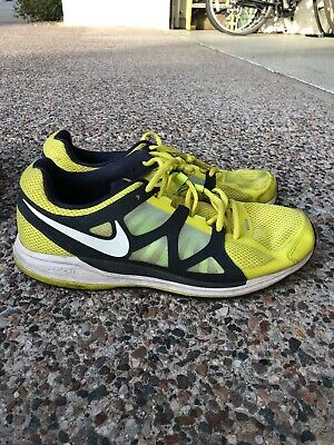 79f76a566c8ad NIKE TESSEN RUNNING SHOES MENS SZ 10.5 Olive Green ATHLETIC   NEW ...