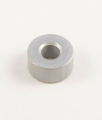 "New Aluminum Spacer bushing bung 5/8"" OD x 1/4"" ID x 5/16"" Long M6 Bore (6mm)"