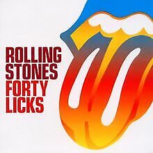 Forty Licks-Best of/Ltd de Rolling Stones,the | CD | état très bon