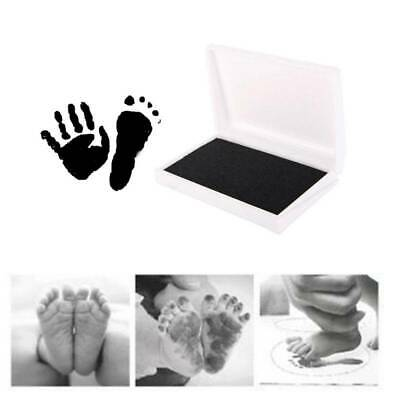 Baby Inkless Touch Footprint Handprint Ink Pad Mat Mess Free Record Commemorate