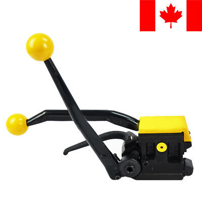 A333 Manual Steel Strapping Tool High Strength Tighten Adjustable Package Canada