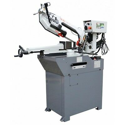 Metal band saw Cormak PRO BS 260G 400V cooling system 230, 260mm 1.1kW 216kG New