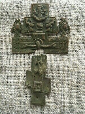Ancient big cross.Ancient  finds  Metal detector finds №10B 100% original