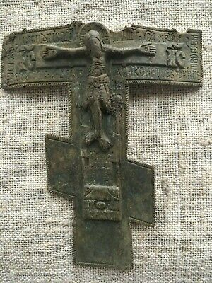 Ancient big cross.Ancient  finds  Metal detector finds №12B 100% original