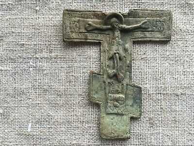 Ancient big cross.Ancient  finds  Metal detector finds №17B 100% original