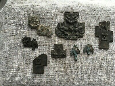 Ancient MIX. Ancient  finds  Metal detector finds №18B 100% original
