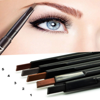Imperméable A L'eau Double Sourcils Crayon Stylo Enhancer Maquillage Rétractable