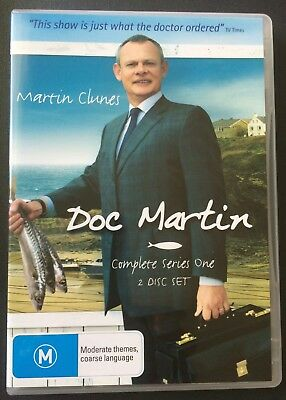 DOC MARTIN The Complete Series One MARTIN CLUNES DVD