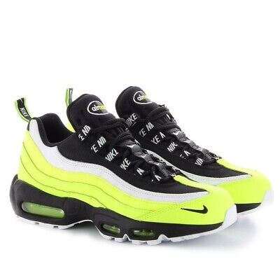air max nere e gialle