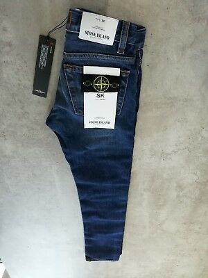 Stone Island Junior J3213 Skinny Fit Jean AUTHENTIC Age 8 RRP £145 now £79