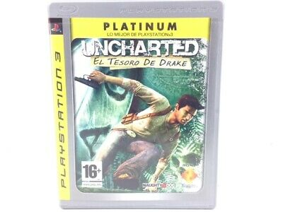 Juego Ps3 Uncharted: Drakes Fortune Ps3 4431748