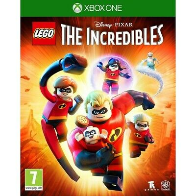 LEGO The Incredibles (Xbox One) New and Sealed