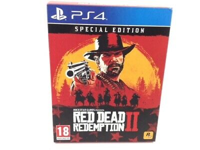 Juego Ps4 Red Dead Redemption 2 Ps4 4432169