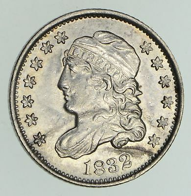 1832 Capped Bust Half-Dime - Not Circulated *4765