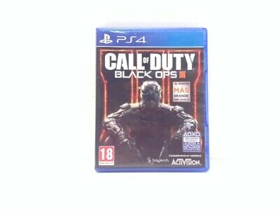 Juego Ps4 Call Of Duty Black Ops Iii Ps4 4432486